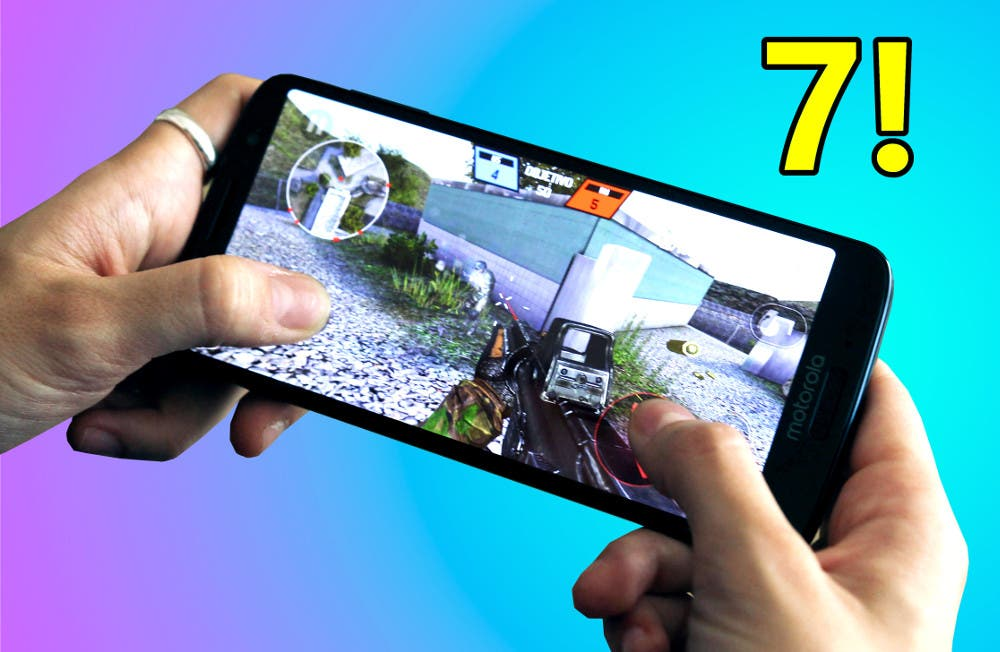 7 juegos para Android nuevos y gratis que debes probar