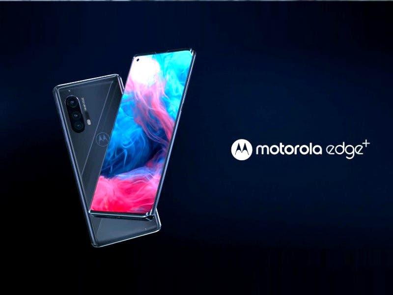 Motorola Edge y Edge Plus: el regreso de Motorola a la gama alta