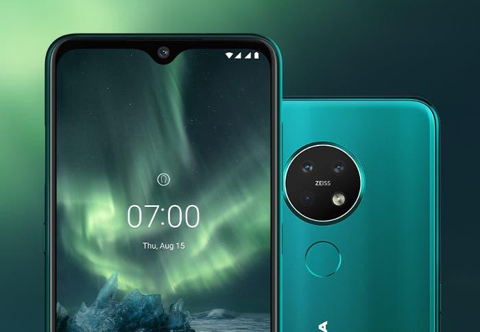 Android 10 para el Nokia 7.2 es una realidad: detalles de la actualización
