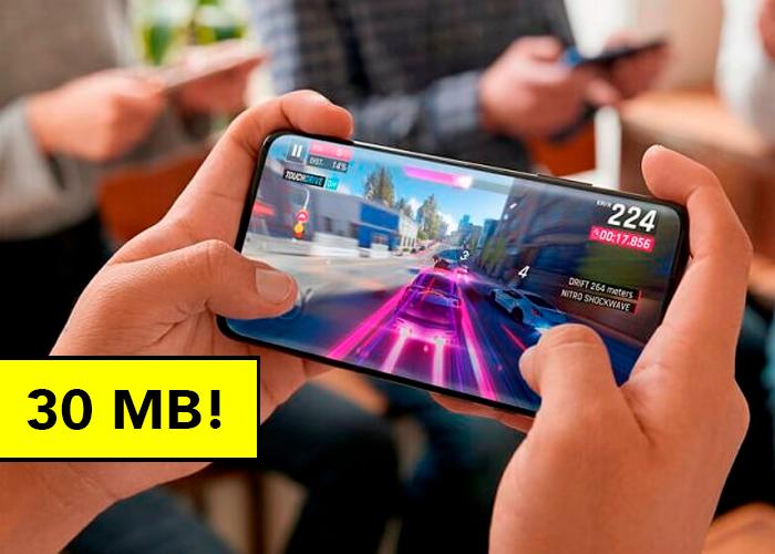 9 juegos que ocupan poco para tu móvil Android