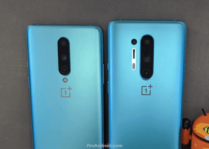 Los OnePlus 8 y 8 Pro son oficiales: conoce todos sus detalles