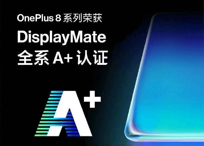 El OnePlus 8 Pro calificado con la mejor pantalla del mercado antes de presentarse