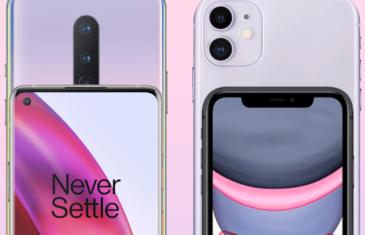 OnePlus 8 vs iPhone 11 ¿Cuál es una mejor opción?