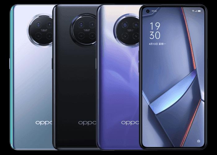 Oppo Reno Ace 2: oficial el móvil con mejores cargas del mercado