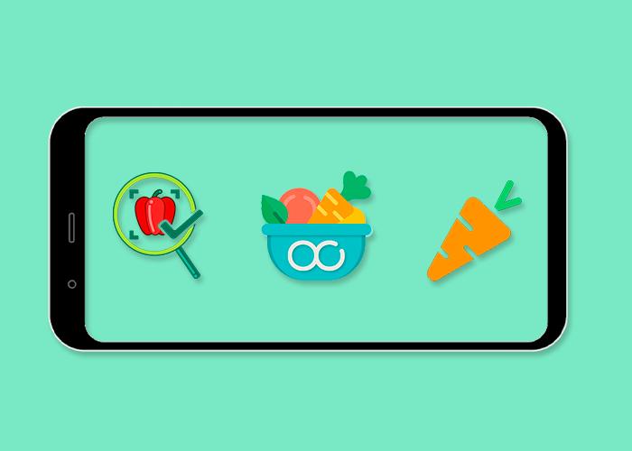 3 aplicaciones de recetas saludables para cuidar tu alimentación
