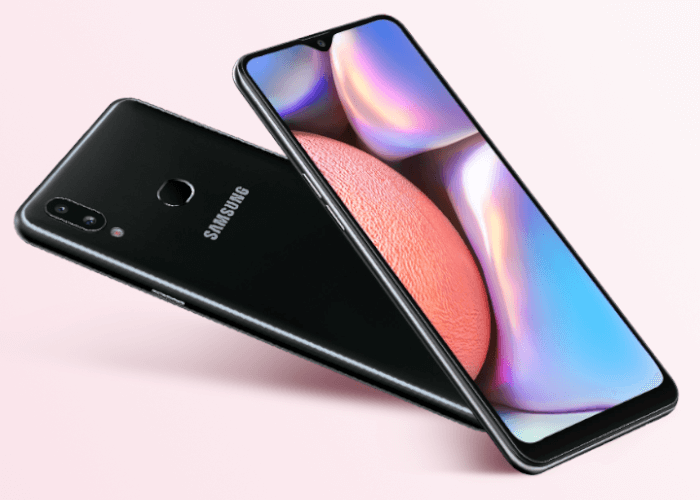 El Samsung Galaxy A10s comienza a actualizar a Android 10 y OneUI 2.0