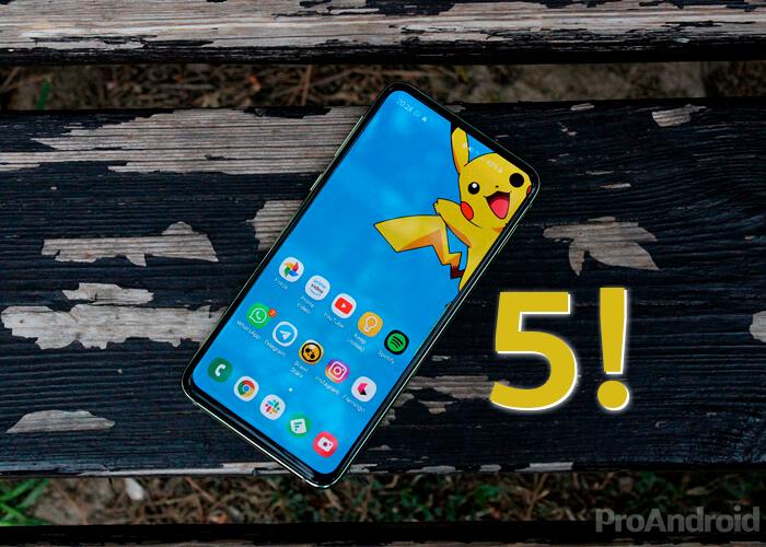 5 trucos para tu móvil Samsung que deberías conocer