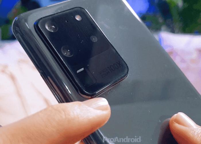 El Samsung Galaxy S20 Ultra (Exynos) sigue con problemas de autoenfoque
