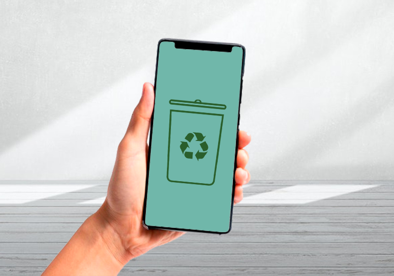 3 aplicaciones de galería con papelera de reciclaje: no pierdas tus fotos borradas
