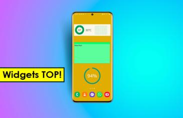 10 widgets para Android que deberías instalar en tu móvil sí o sí
