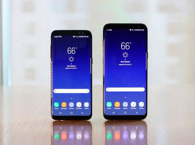 Los Samsung Galaxy S8 se quedan sin actualizaciones de Android