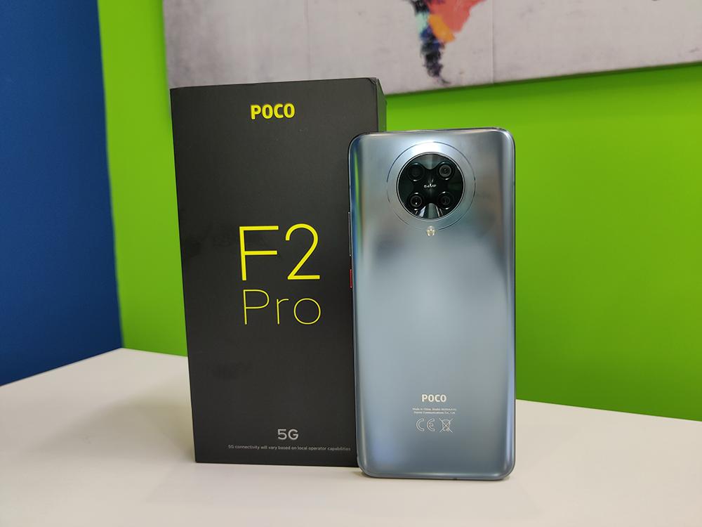 El POCO F2 Pro es oficial: todos los detalles del nuevo gama alta