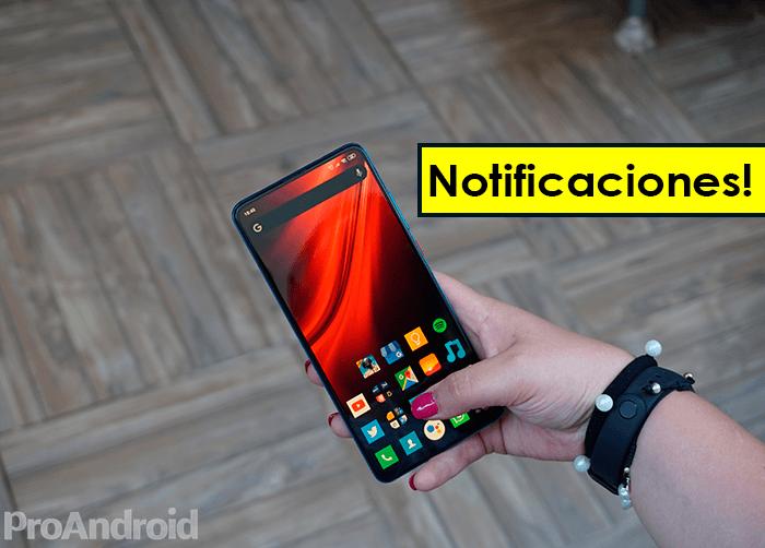 Cómo arreglar las notificaciones en los móviles Xiaomi con MIUI