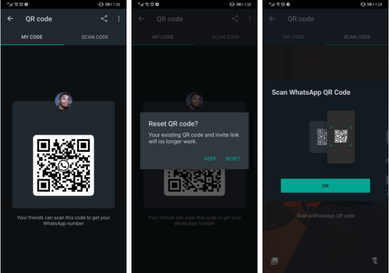 WhatsApp ya tiene códigos QR: qué son y cómo se utilizan