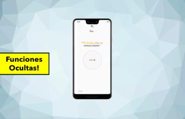 5 funciones ocultas de Google Assistant que deberías conocer