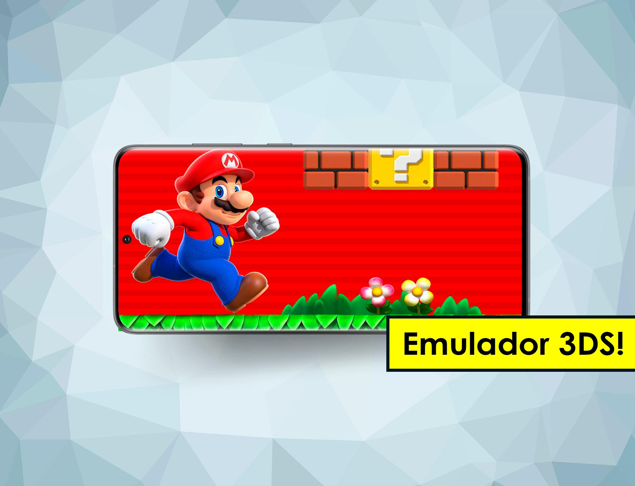 Descarga el mejor emulador de Nintendo 3DS para Android: oficial y gratis