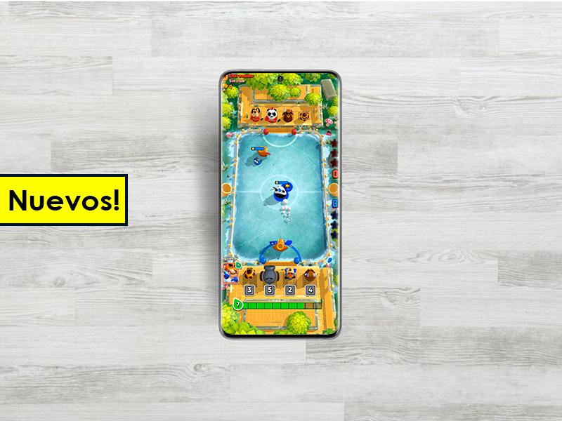 Estos 12 juegos para Android acaban de llegar a Google Play: gratis y divertidos