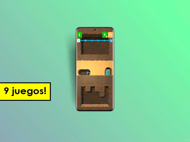 9 juegos nuevos y gratis para tu Android: acaban de llegar a Google Play