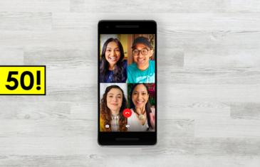 WhatsApp ya permite hacer videollamadas de hasta 50 personas: cómo hacerlo