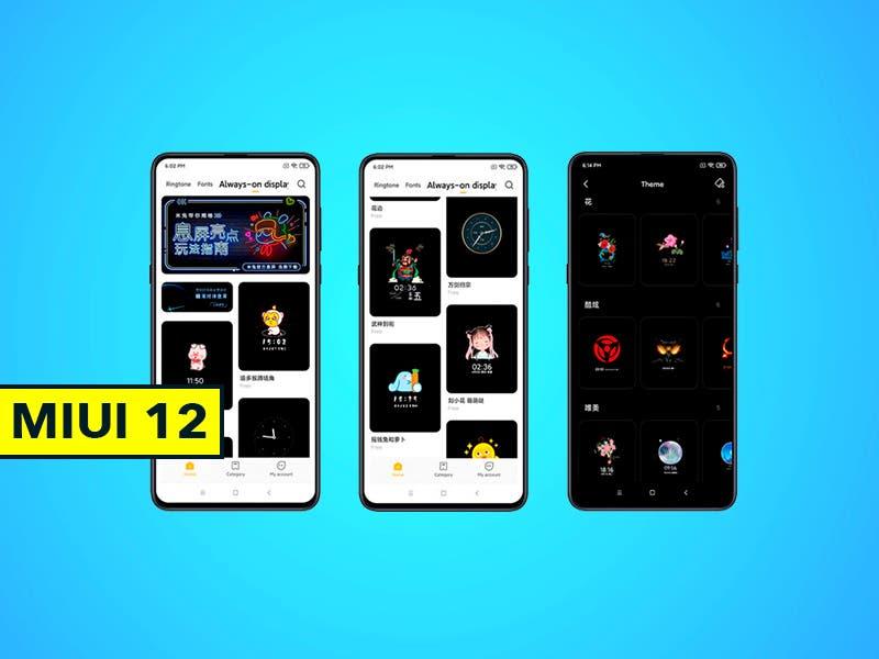 Móviles Xiaomi que recibirán MIUI 12 Global: fases, fechas y dispositivos