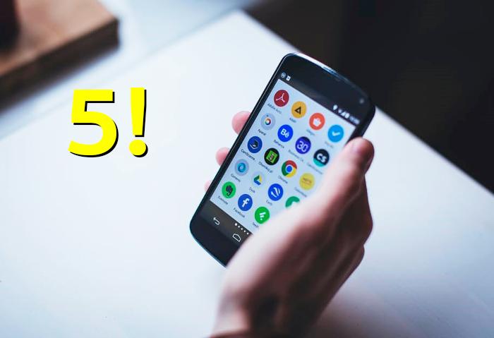 5 curiosidades sobre móviles que no te imaginabas