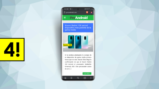 4 navegadores para Android que deberías probar si estás harto de Google Chrome