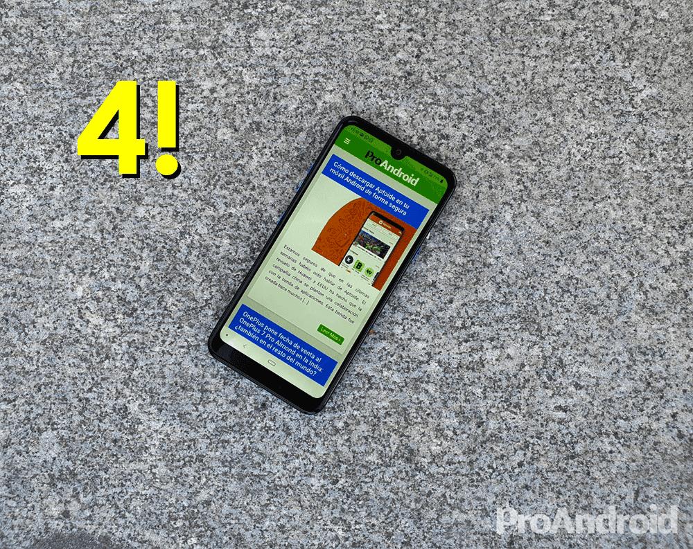 4 cosas que puedes hacer con tu móvil Android que no sabías hasta ahora