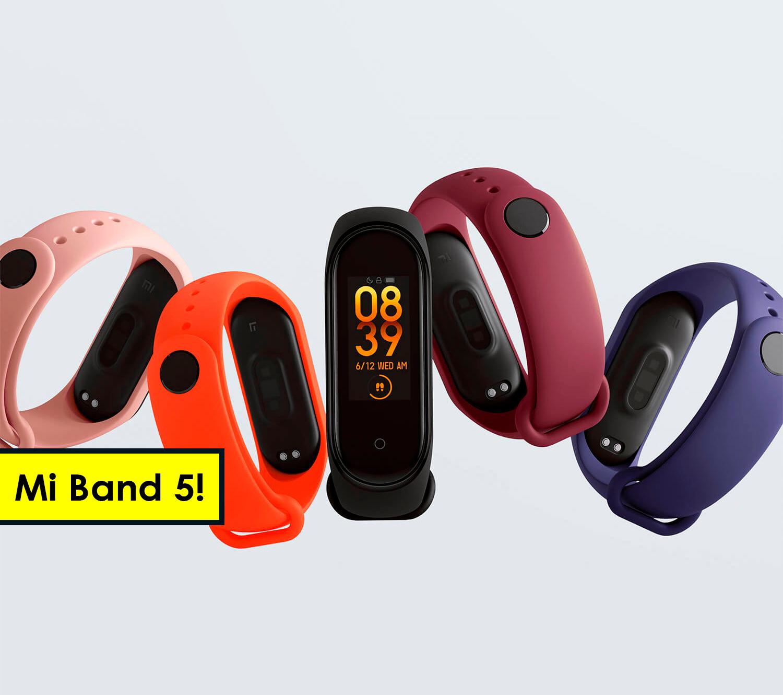 La Xiaomi Mi Band 5 filtrada en imágenes reales: no es lo que esperábamos