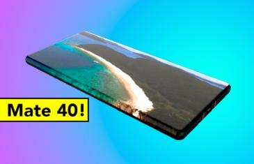 La característica más esperada de los móviles Huawei llegará al Huawei Mate 40