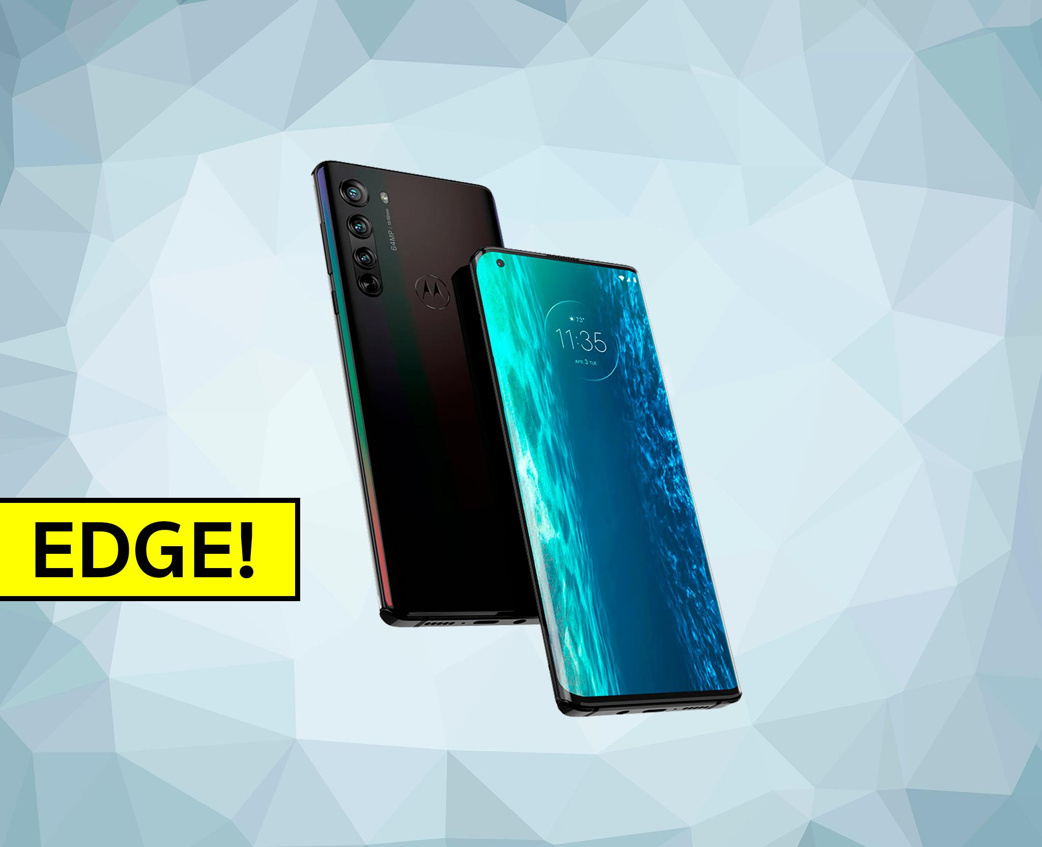 El Motorola Edge ya disponible: fecha de venta, precio y versiones