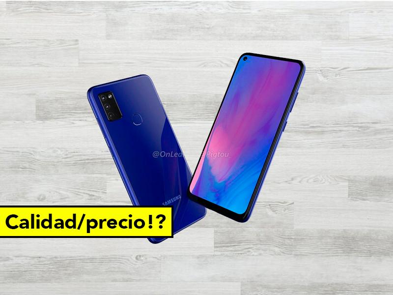 Samsung Galaxy M51, ¿el nuevo calidad precio más barato de Samsung?