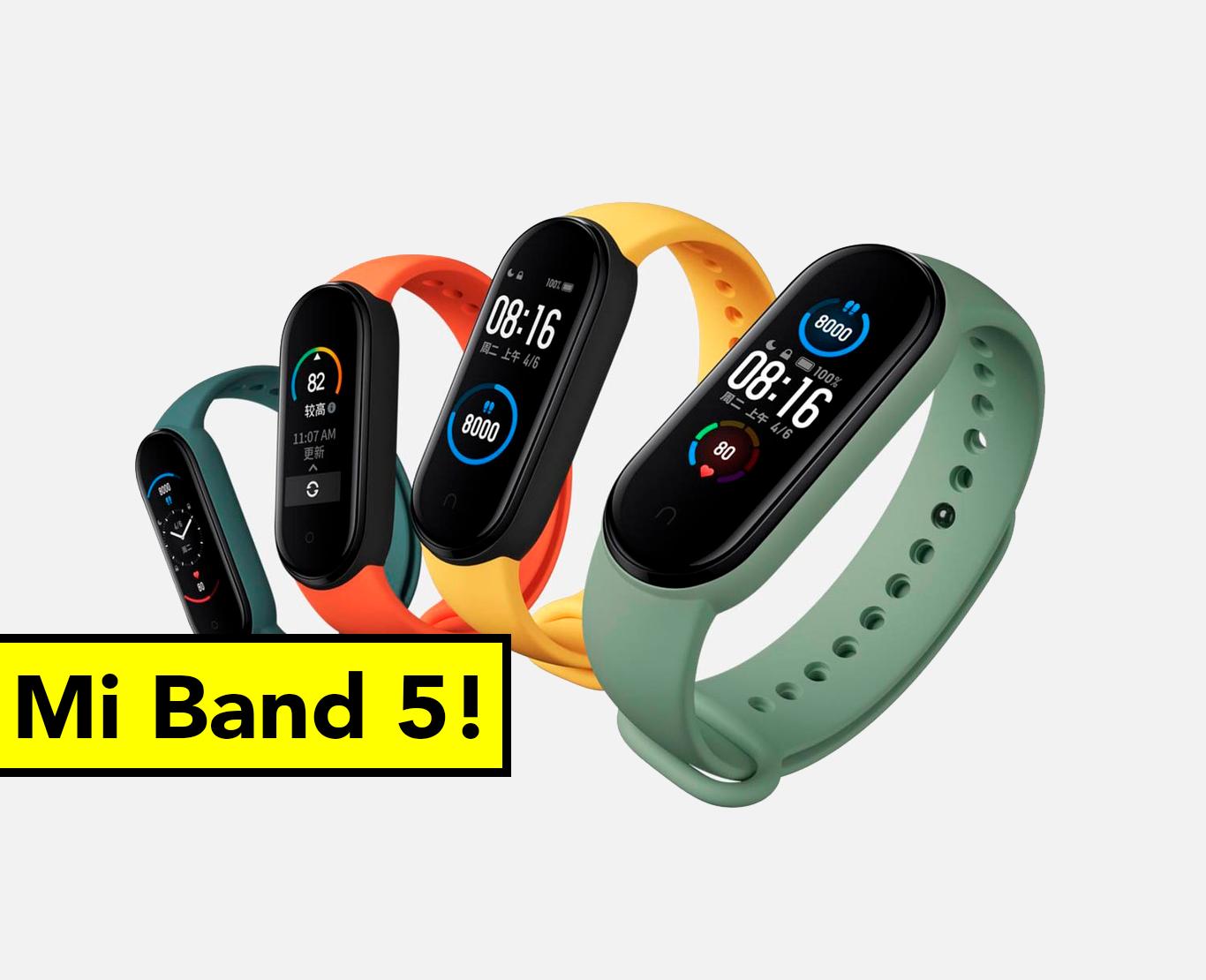 La Xiaomi Mi Band 5 podría no ser compatible con tu móvil
