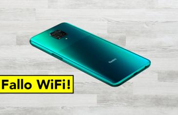 El Xiaomi Redmi Note 9 Pro y Note 9S tienen problemas con el WiFi, ¿se puede solucionar?