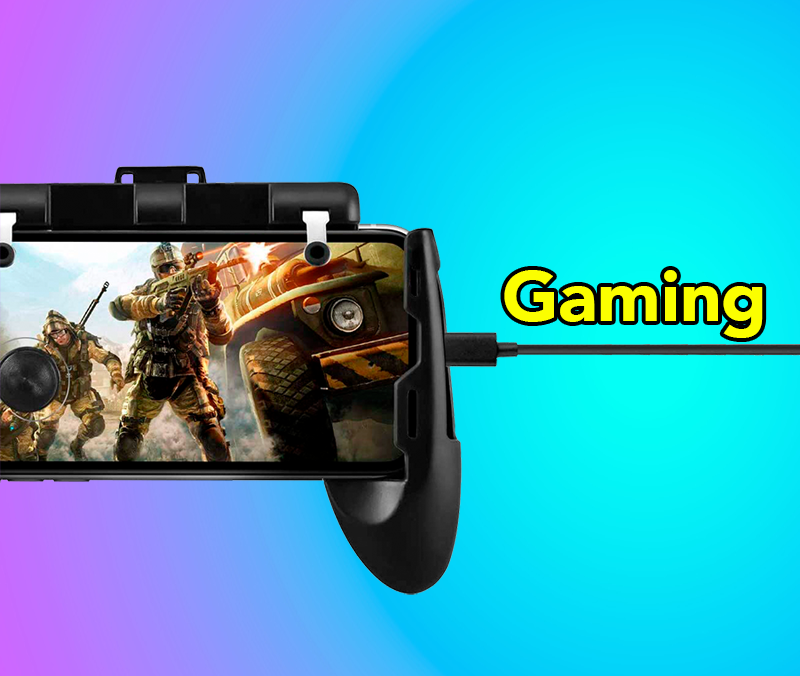 Los mejores accesorios gaming para el móvil: conviértelo en un móvil gamer con poco dinero