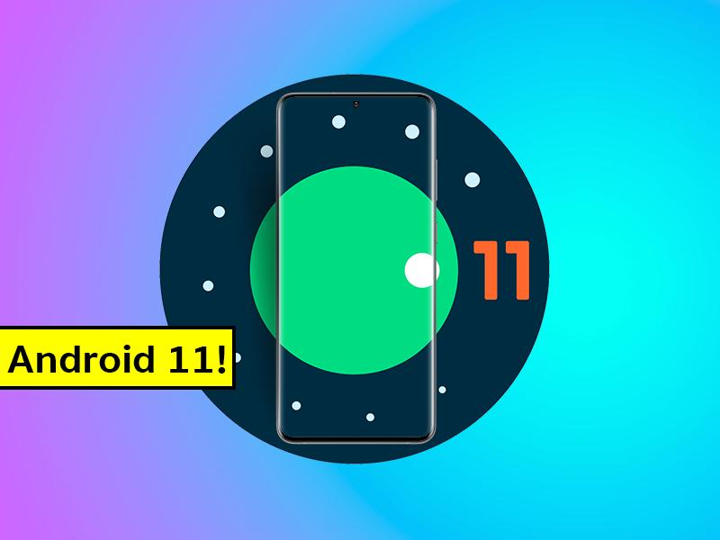 Android 11 se lanza por error y deja sus novedades al descubierto