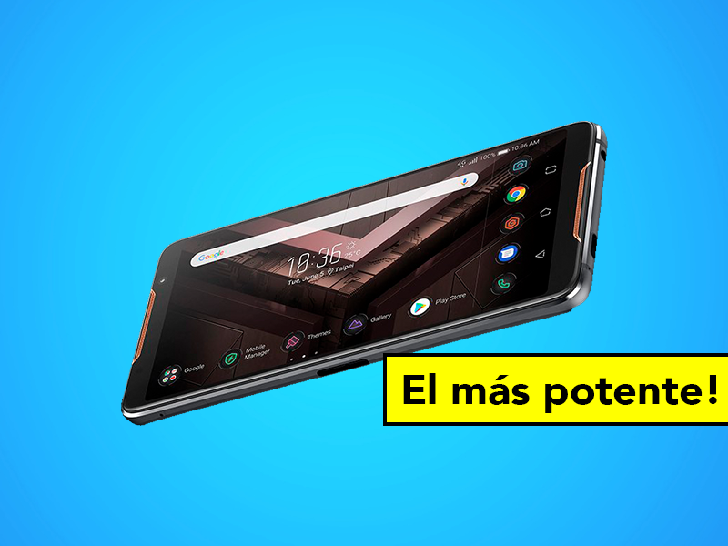 Este es el móvil más potente del mundo: su Qualcomm Snapdragon 865 está trucado