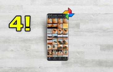 4 funciones de Google Fotos que deberías probar