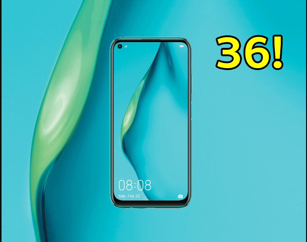 Los 36 móviles Huawei que actualizarán a Android 10 y EMUI 10.1