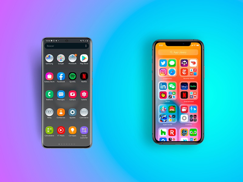 5 cosas que IOS 14 ha copiado a Android: ahora los móviles Apple son un poco más Android