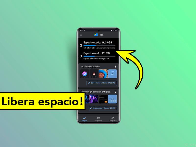 El mejor truco para tener más almacenamiento en Android: instala esta aplicación