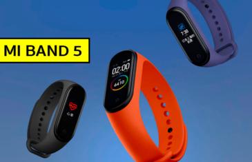 Más detalles de la Xiaomi Mi Band 5: nuevas imágenes, buenas y malas noticias