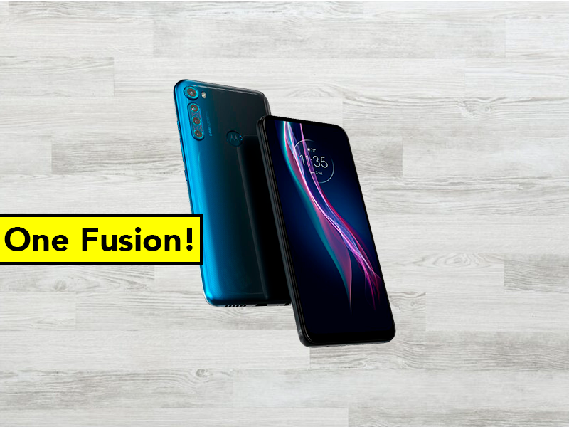 Motorola One Fusion y One Fusion Plus: características filtradas y precio