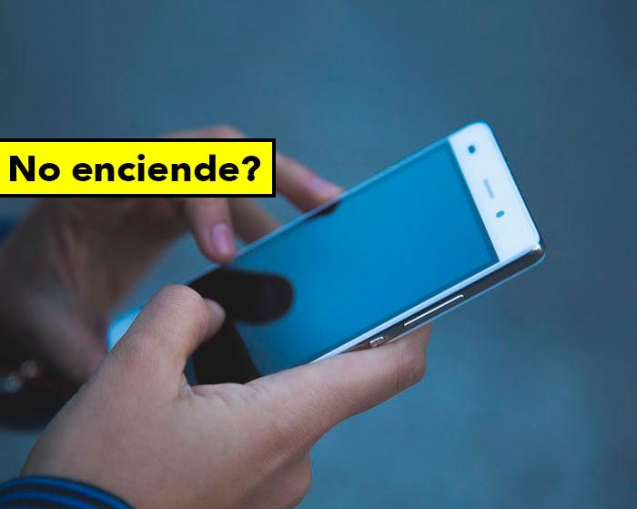 Qué hacer si el móvil no enciende: las mejores soluciones