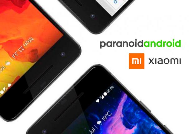 Paranoid Android compatible con 8 nuevos móviles Xiaomi: Redmi Note 8, Mi 9T Pro y más