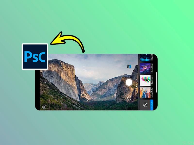 Photoshop Camera, la forma más sencilla de editar fotografías en Android