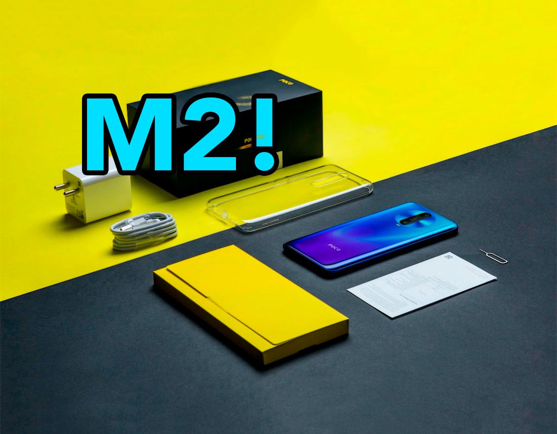 Un POCO M2 Pro podría llegar muy pronto: más barato y con mejor relación calidad precio