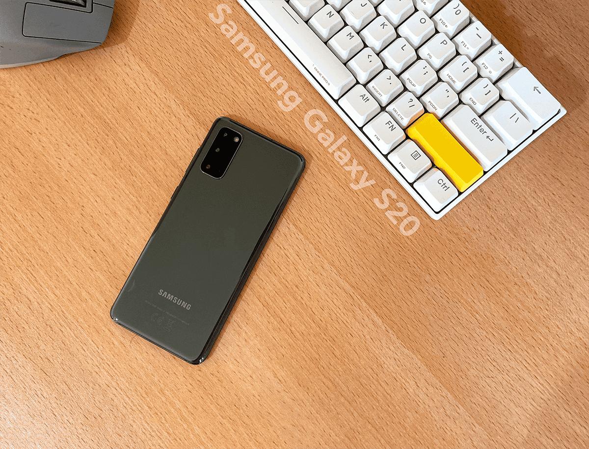 Análisis del Samsung Galaxy S20 tras un mes de uso: todo lo que debes saber sobre él