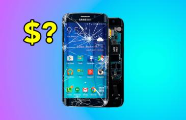 ¿Cuánto cuesta cambiar la pantalla de tu Samsung Galaxy? Precios de todos los dispositivos