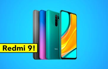El Redmi 9 es oficial: todo lo que debes saber del nuevo móvil barato de Xiaomi