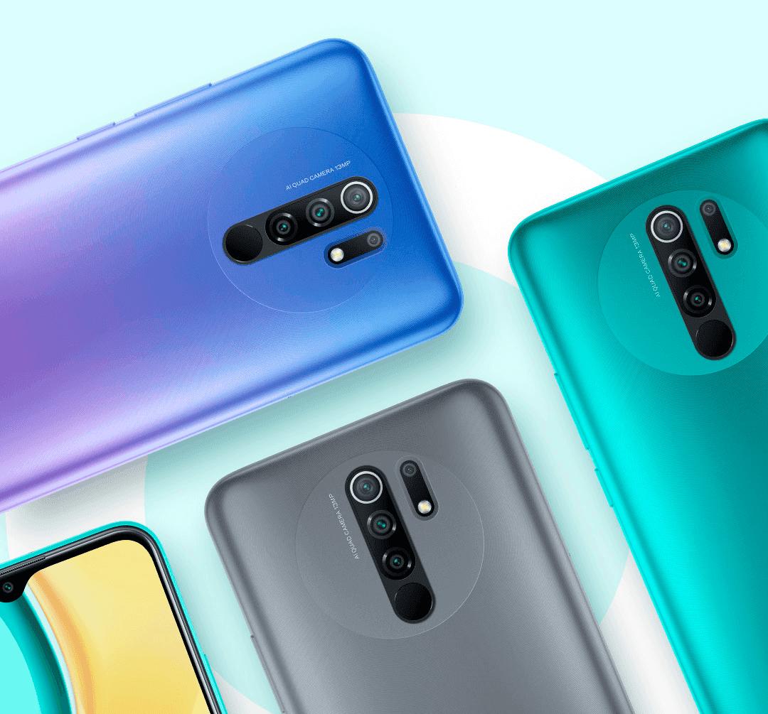 The cheapest Xiaomi phones of the moment: Redmi 9, Redmi Note 9, Redmi Go...